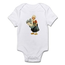 Little Dutch Girl Infant Bodysuit