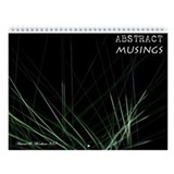 Abstract Musings Calender