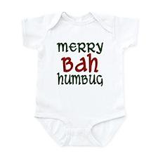 Merry Bah Humbug Infant Bodysuit