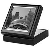 Bean, Chicago Keepsake Box
