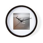 Iron (Fe) Wall Clock