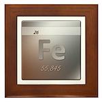 Iron (Fe) Framed Tile