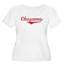 Cheyanne Vintage (Red) T-Shirt