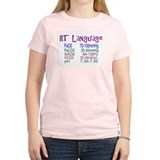 Cute Respiratory care T-Shirt