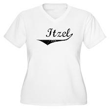 Itzel Vintage (Black) T-Shirt