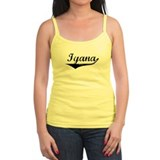 Iyana Vintage (Black) Ladies Top