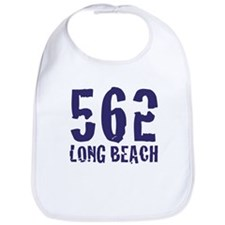562 Long Beach Baby Bib