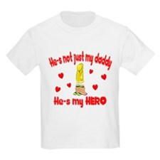 Not just my daddy (hearts) T-Shirt