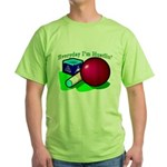 Hustle Everyday Green T-Shirt