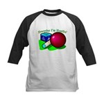 Hustle Everyday Kids Baseball Jersey