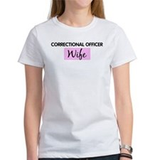 CORRECTIONAL OFFICER Wife Tee