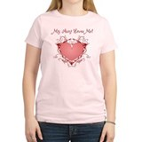 My Aunt Loves Me Heart T-Shirt