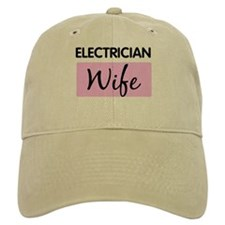 ELECTRICIAN Wife Baseball Cap