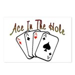 Ace Hole Postcards (Package of 8)