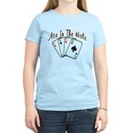 Ace Hole Women's Light T-Shirt