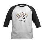Ace Hole Kids Baseball Jersey