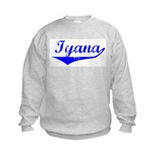 Iyana Vintage (Blue) Sweatshirt