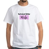 Technical Writer Wife Shirt