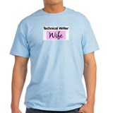 Technical Writer Wife T-Shirt