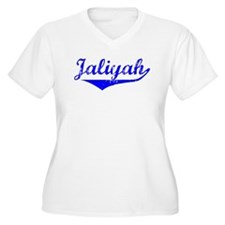 Jaliyah Vintage (Blue) T-Shirt