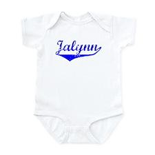 Jalynn Vintage (Blue) Infant Bodysuit