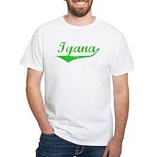 Iyana Vintage (Green) Shirt