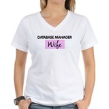 DATABASE MANAGER Wife Shirt