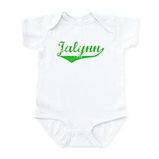 Jalynn Vintage (Green) Infant Bodysuit