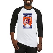 Obey the Bulldog! Baseball Jersey