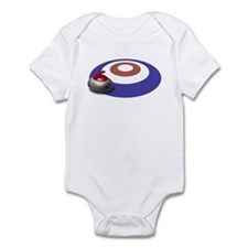 CURLING Infant Bodysuit