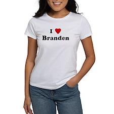I Love Branden Tee