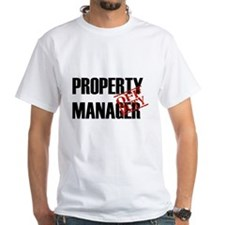 Off Duty Property Manager Shirt