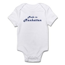 Made in Manhattan T-shirt Infant Bodysuit