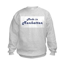 Made in Manhattan T-shirt Sweatshirt