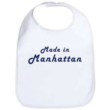 Made in Manhattan T-shirt Bib
