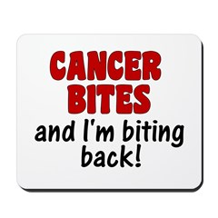Cancer Bites Mousepad
