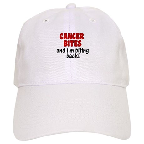 Cancer Bites Cap