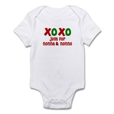 XOXO for Nonna & Nonno Infant Bodysuit