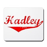 Hadley Vintage (Red) Mousepad