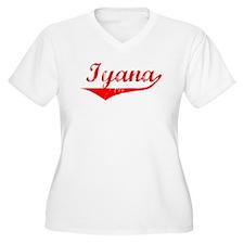 Iyana Vintage (Red) T-Shirt