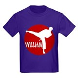 William Karate T