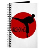 Nicholas Karate Journal