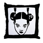 MLS Icon Throw Pillow