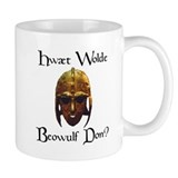 What Would Beowulf Do? Small Mug
