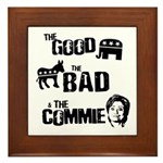 Anti-Hillary / The good, the bad, and the commie F