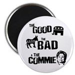Anti-Hillary / The good, the bad, and the commie 2