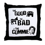Anti-Hillary / The good, the bad, and the commie T