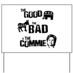 Anti-Hillary / The good, the bad, and the commie Y