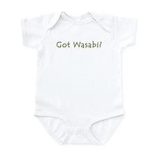 Got Wasabi NY T-shirts and Gi Infant Bodysuit