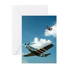 Aviators Greeting Card